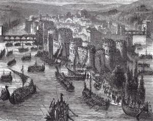 какие были важные события в истории франции