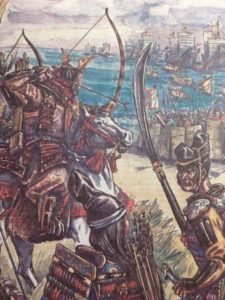 какая была япония в средневековье