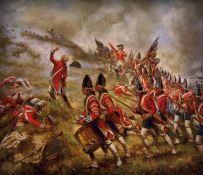 как шла американская война за независимость