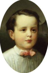 как вашингтон выглядел в детстве