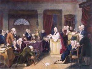 как началась война за независимость сша