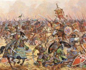 как монголы обманули русских на реке калке