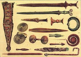 когда начался бронзовый век
