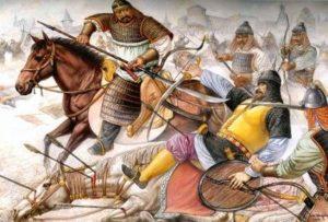 что завоевали монголы пока не пришли на русь