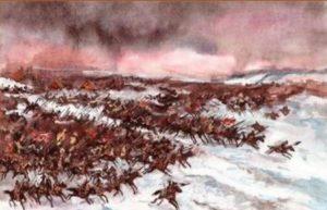 как русские сражались с монголами