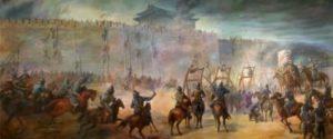 почему монголы победили русь