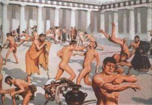 как жили в древней греции