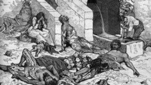 что было опасно для средневековых горожан в европе