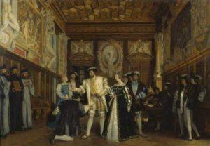 какие были европейские короли