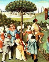что было интересного в средневековой европе