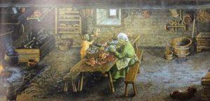 какие были семейные отношения в европе в средневековье