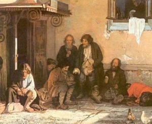 как жилось населению европы во время перехода от феодализма к капитализму
