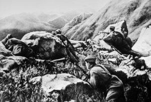 в карачаево-черкесии и кабардино-балкарии была война с немцами