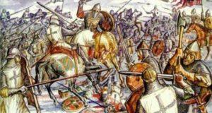 какие русские земли не были охвачены татаро-монгольским нашествием