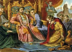 почему александр невский подчинился орде