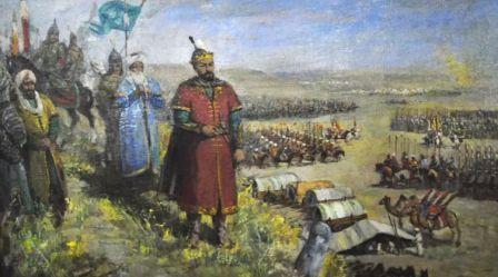 как тимур стал править средней азией