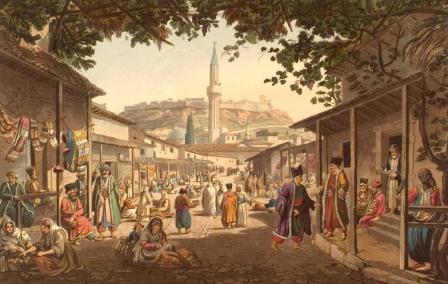 что характерно для исламской цивилизации