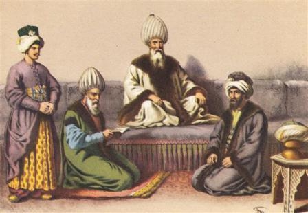 что характерно для исламского мира