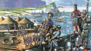 британия входила в римскую империю