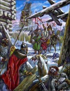 монголо-татары были в москве