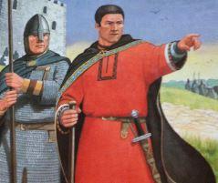 почему норманны и саксы англосаксы враждовали