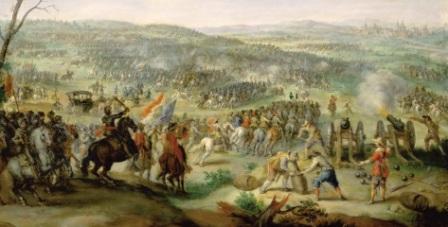 что делала испания в тридцатилетней войне