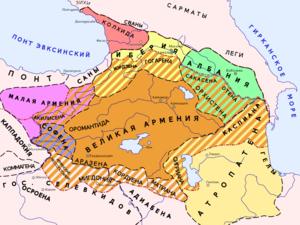 какая была история у дагестана
