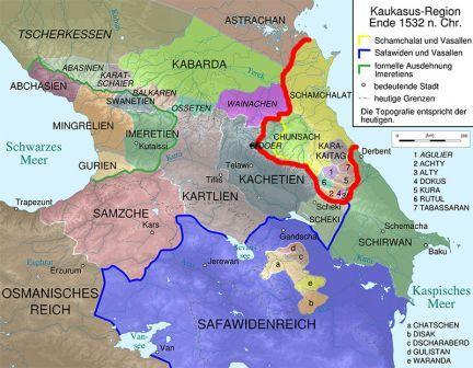 чем интересна история дагестана