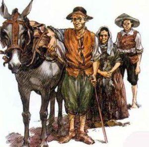 почему при габсбургах в испании тяжело жил народ