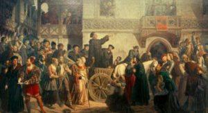 как карл габсбург правил в испании и в германии