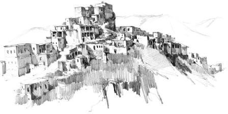 почему дагестанские селения такие интересные