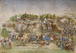 как укреплялась испания