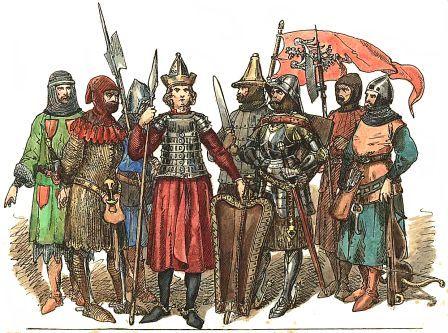 как выглядели польские рыцари