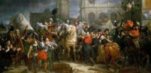 как бурбоны стали королями франции