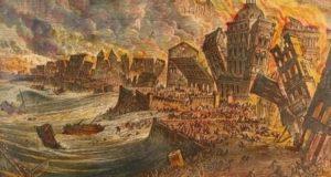 какие есть известные катастрофы