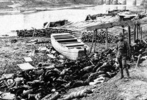 какие военные преступления совершала японская армия
