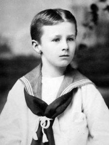 как рузвельт выглядел в детстве