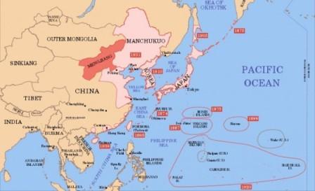 почему япония со всеми воевала