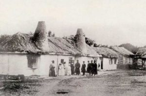 как выглядели адыгские кабардинские черкесские аулы селения раньше