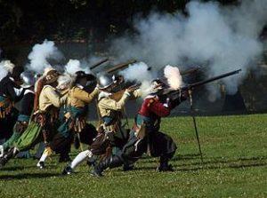 как сражались мушкетеры
