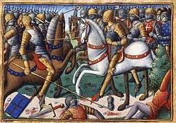 какие победы одерживали французы в столетнюю войну