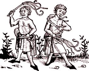 как чума в 14 веке повлияла на положение церкви