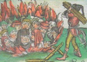 почему во время чумы преследовали евреев