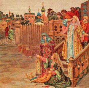 как погиб царевич дмитрий