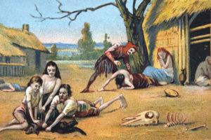 почему в европе столько народу погибло от чумы