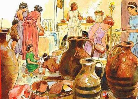 как жили в афинах в эпоху демократии