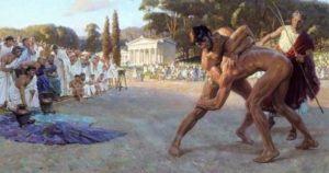 что было в древних афинах