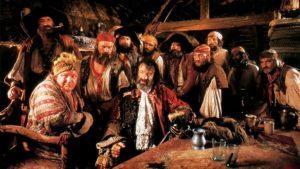 как отдыхали пираты