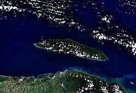где находится островТартуга