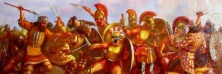 как греки воевали с персами и кто были триста 300 спартанцев